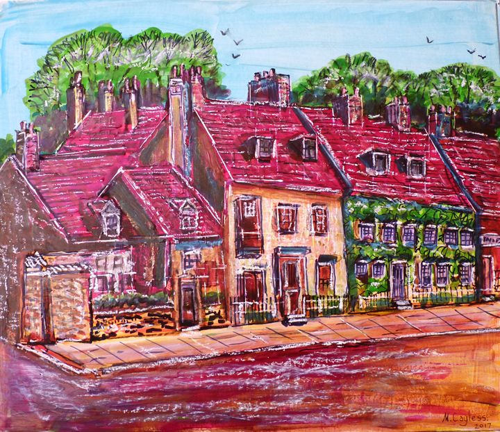 Country Cottages - Martin Cayless