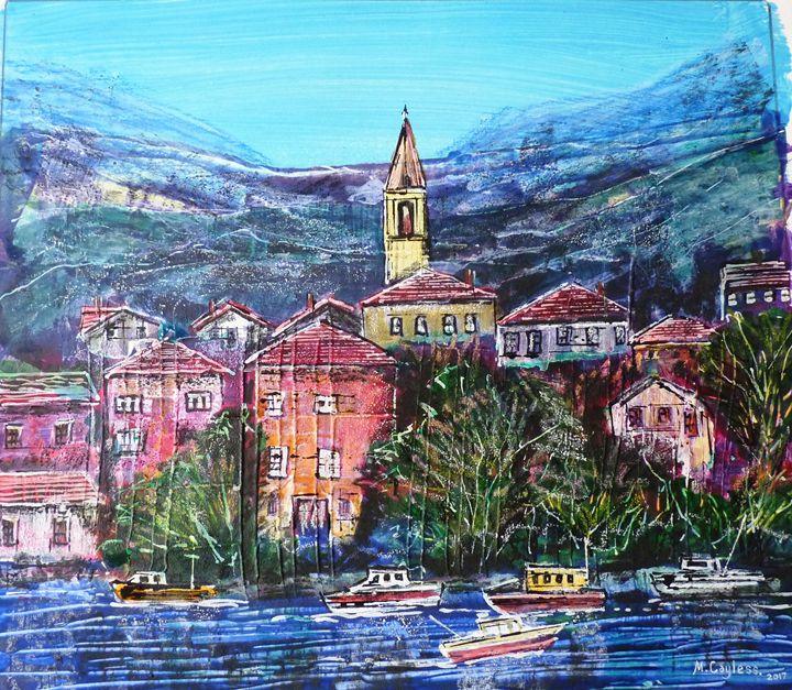 Riverside Village - Martin Cayless