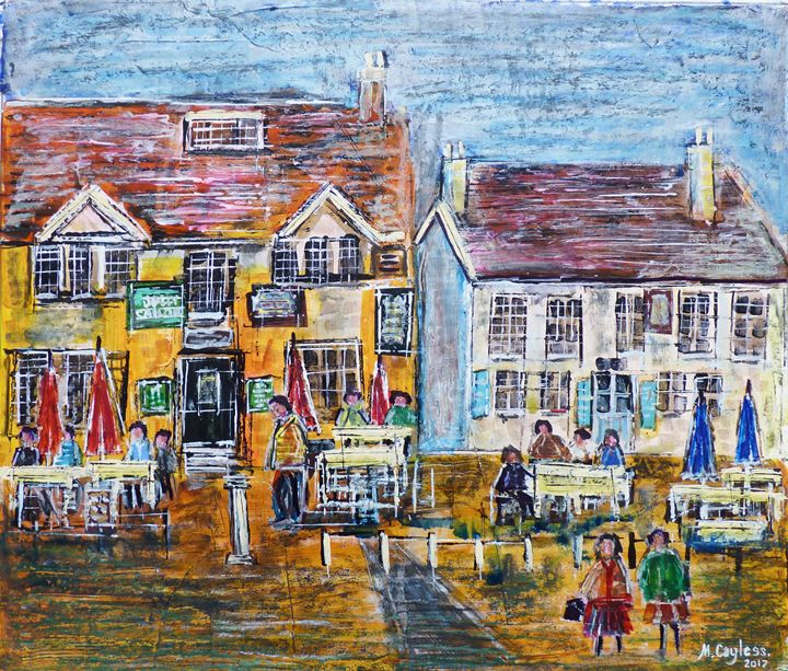Inns at Poole. - Martin Cayless