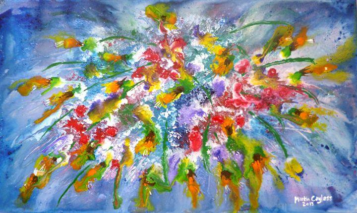 Flowers 1 - Martin Cayless