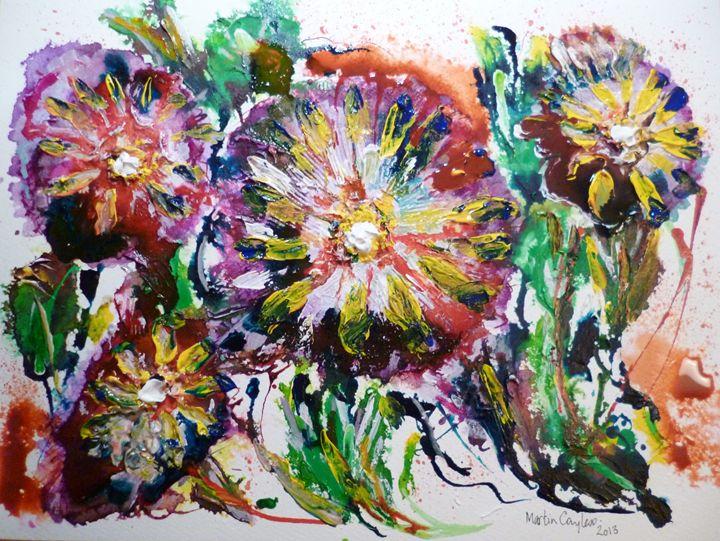 Flowers 5 - Martin Cayless