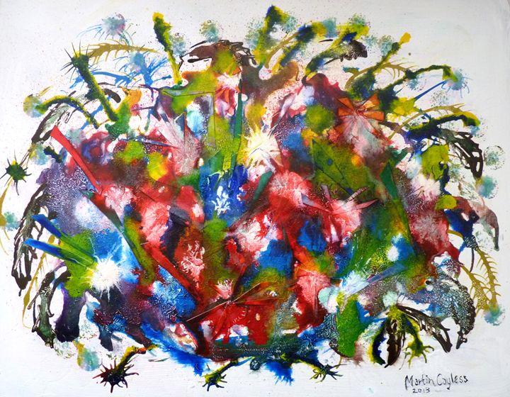 Flowers 3 - Martin Cayless