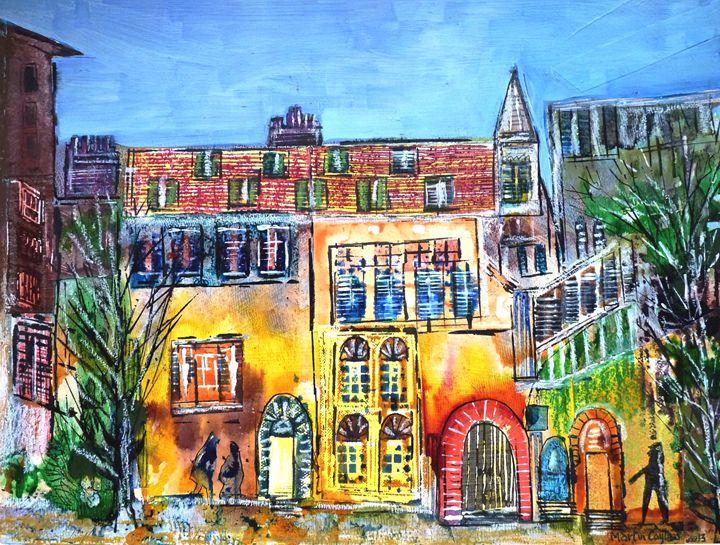 German City Scene(4) - Martin Cayless