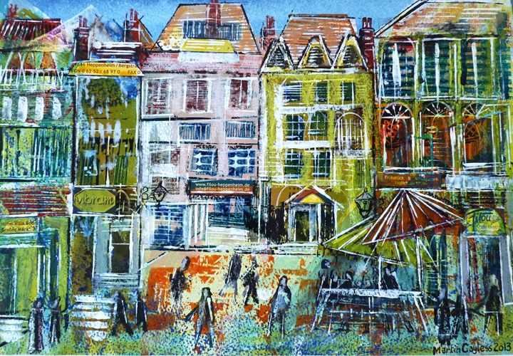 German City Scene (8) - Martin Cayless