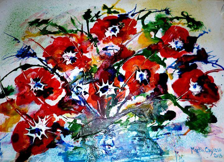 Flowers 14 - Martin Cayless