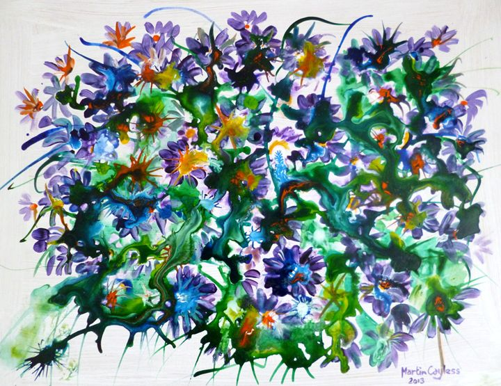 Flowers 13 - Martin Cayless