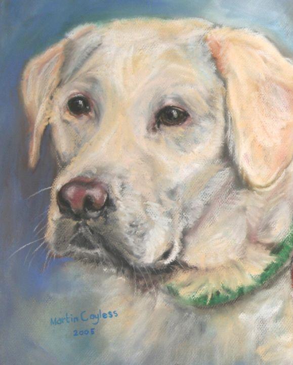 Mo's Dog - Martin Cayless