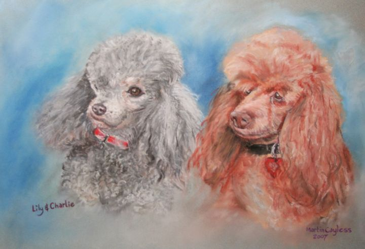 Lilly & Charlie - Martin Cayless