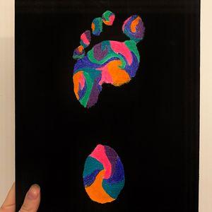 Abstract Footprint
