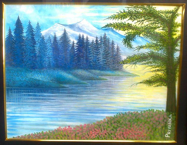 Natural bliss - Priyanka Kotoky