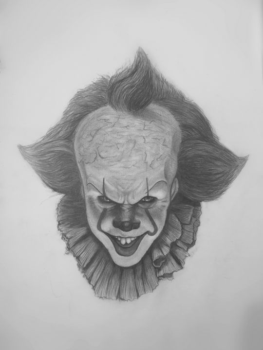 IT 2017 DRAWING - KylePottsArt