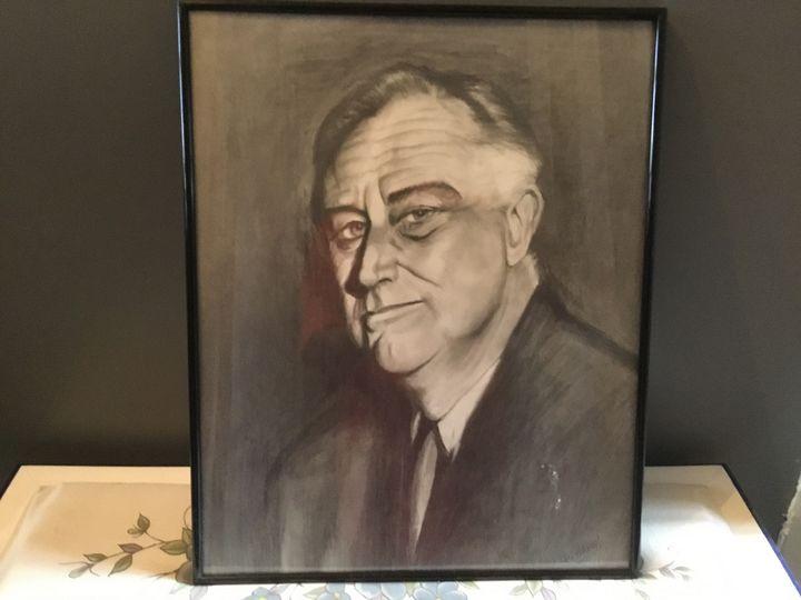 Franklin Delanoe ROOSEVELT - NANAS