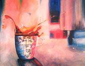 Lindsey Clegg-Norine Acrylic Originals