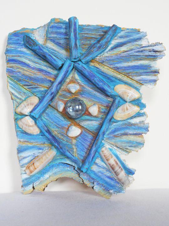 Deep Blue Sea - artspiritgordana