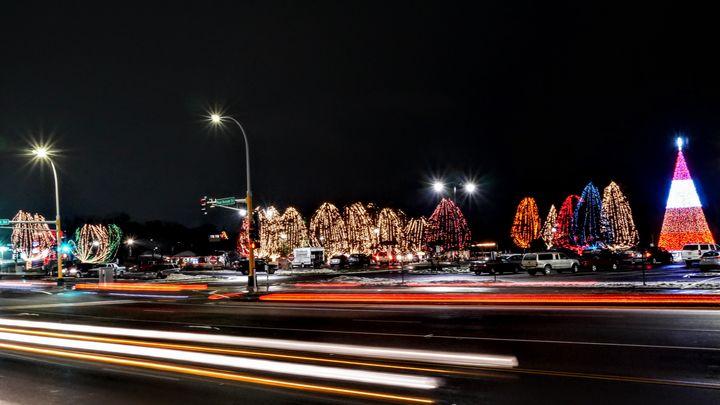 Paul Bunyan's Christmas Tree` - myBemidji