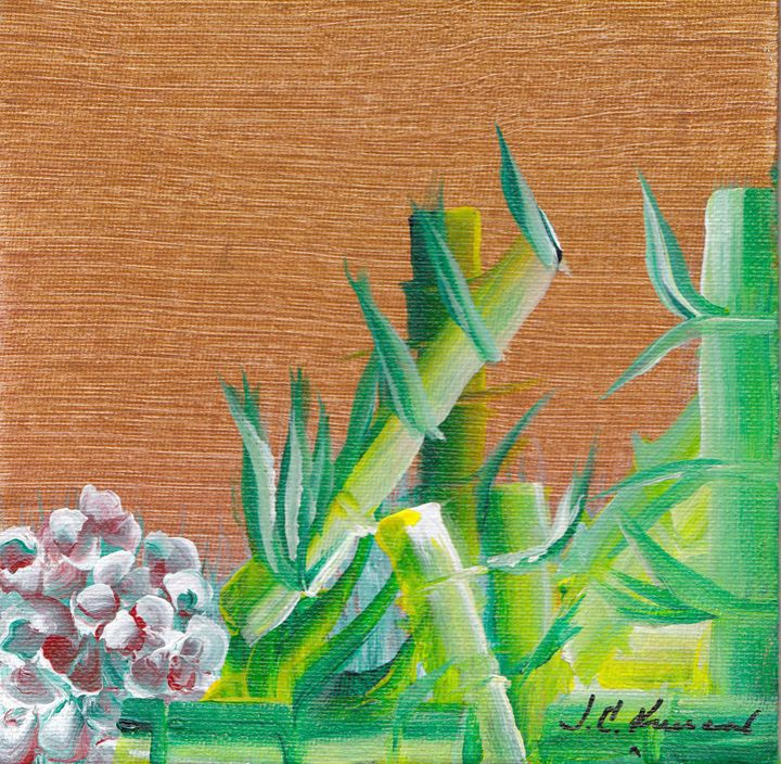 Bamboo 01 - J. C. Kuncar