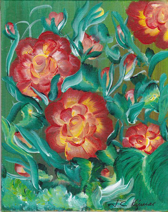 Rose 01 - J. C. Kuncar