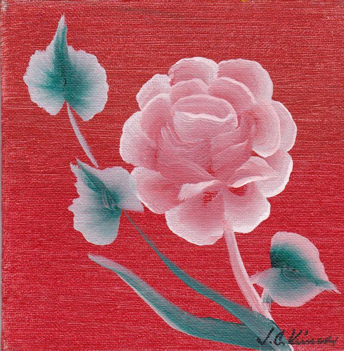 Rose 08 - J. C. Kuncar