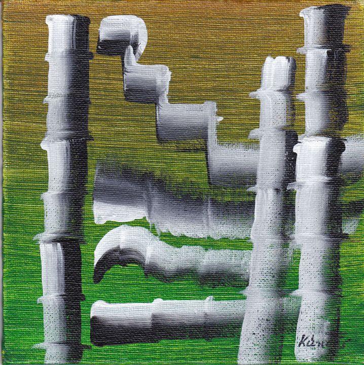 Bamboo 04 - J. C. Kuncar