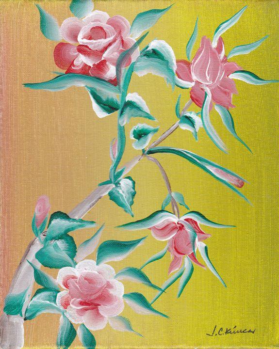 Rose 03 - J. C. Kuncar