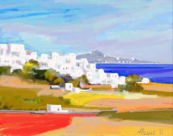 CYCLADES - Alexis Digart