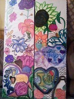 Flowers in my eyes - Nikkislife