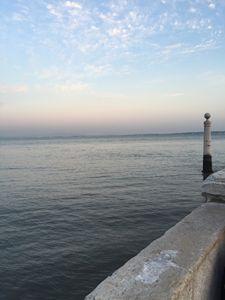 Lisbon Pier