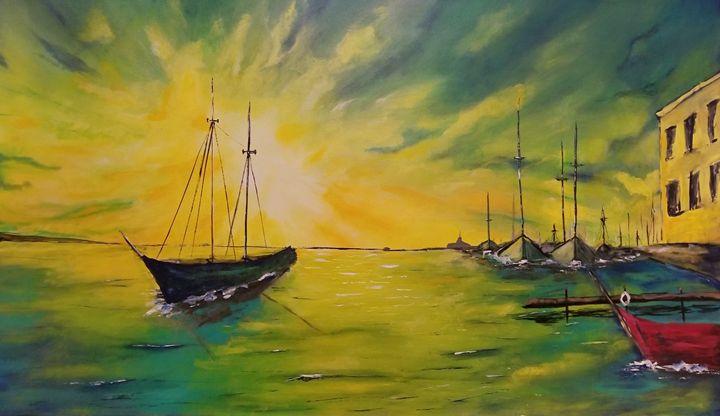 Inspired - Maranda's art
