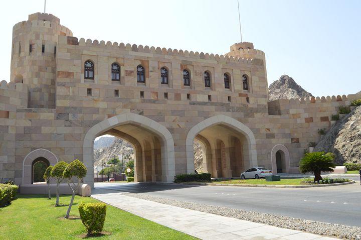 Muscat Gate Museum - Art Arcade