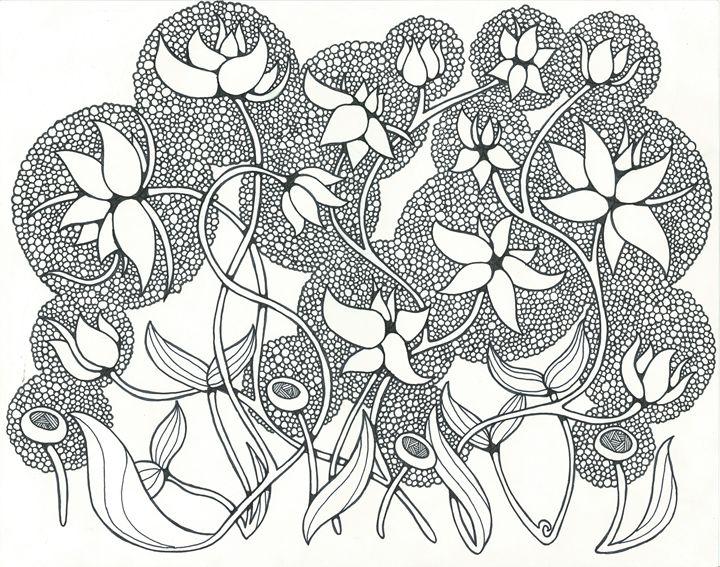 Fleurs - LoveandtHeart
