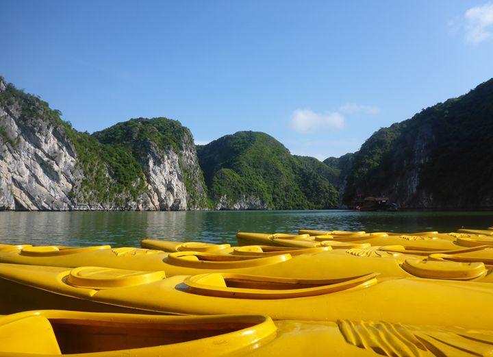 Yello Kayaks - Jaap Sybenga