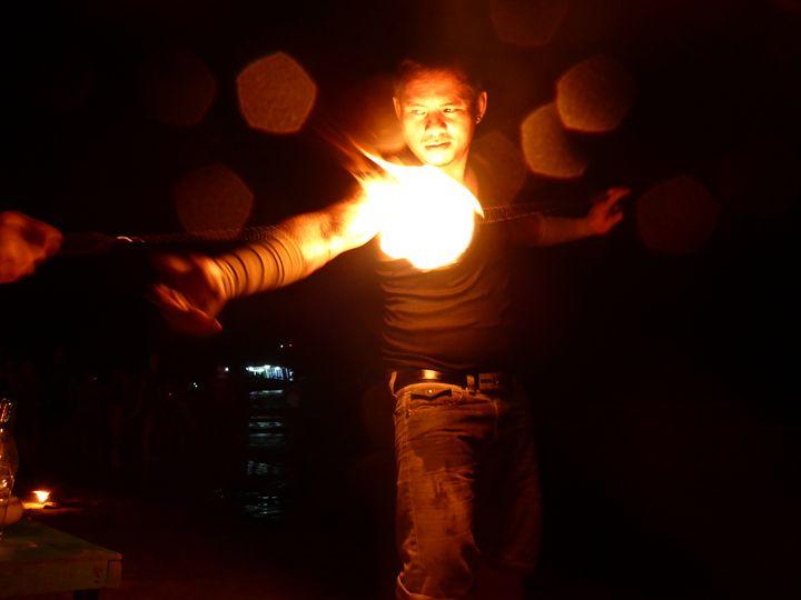 Fireball - Jaap Sybenga