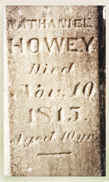 1875 Grave - Haus Collins