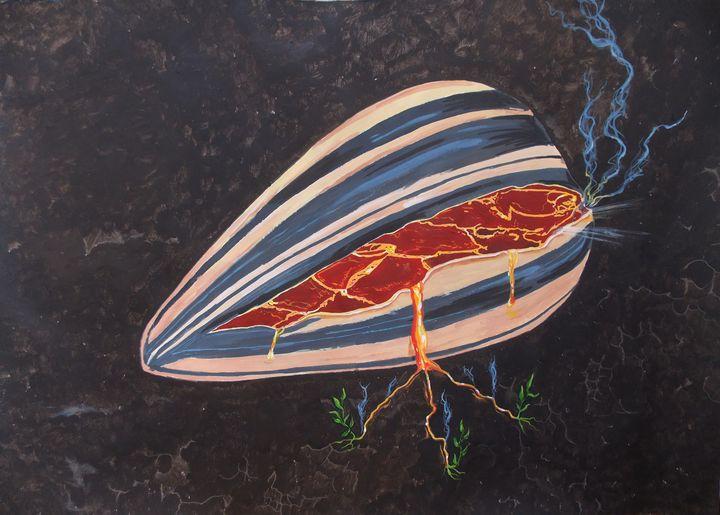 In seed - Lazaro Hurtado Art