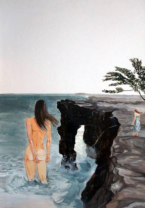 Destinies - Lazaro Hurtado Art
