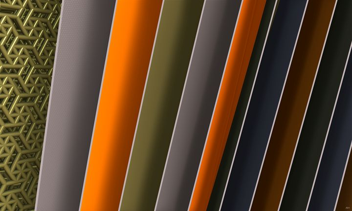 How Thin is the Veil - FuzzyEdges' Fractal Art