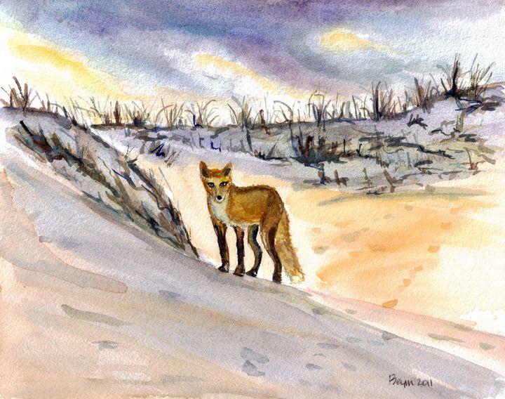 Jersey Shore Fox - BeymArt