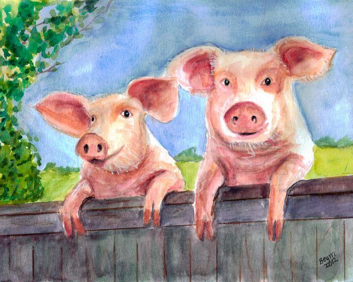 This little piggy - BeymArt