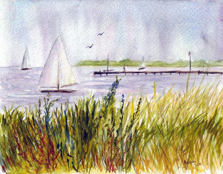 Autumn Sail - BeymArt