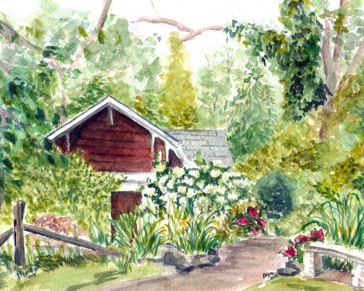 Sayen Gardens - BeymArt