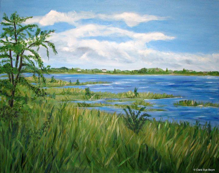 Bayville Marsh 1 - BeymArt