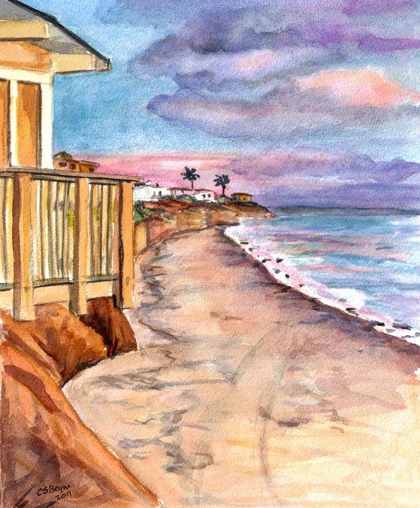 California Coastline - BeymArt