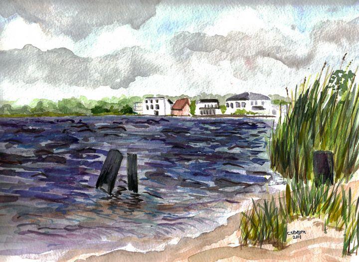 Cedar Beach - BeymArt