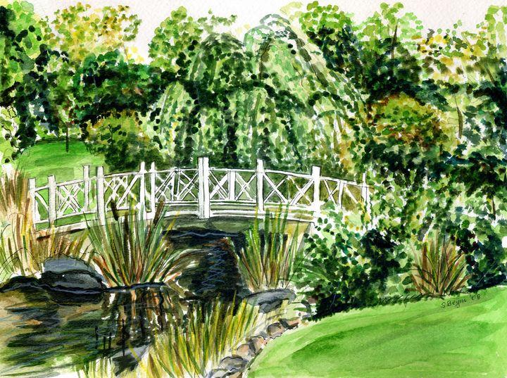 Bridge at Sayen - BeymArt