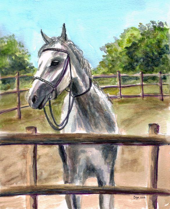 Horse Play - BeymArt