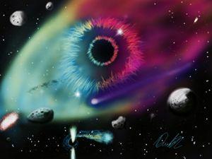 Nebula Iris