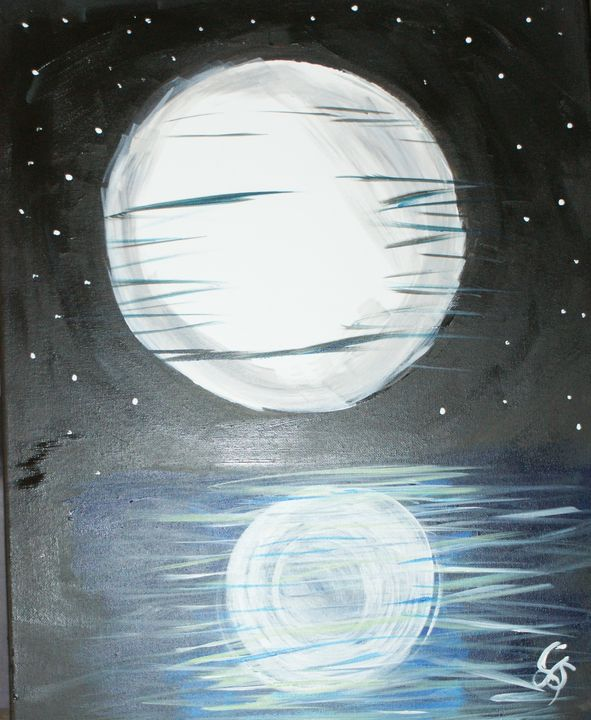 Winter Solstice - Art By Yvonne Sewell