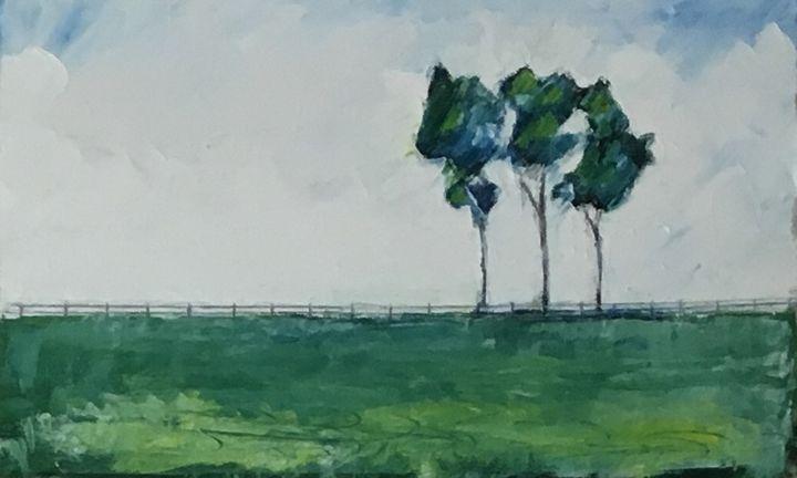 3 trees - Jeff Lewis Stogner