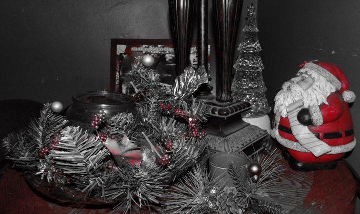 christmas decor - more than a sketch