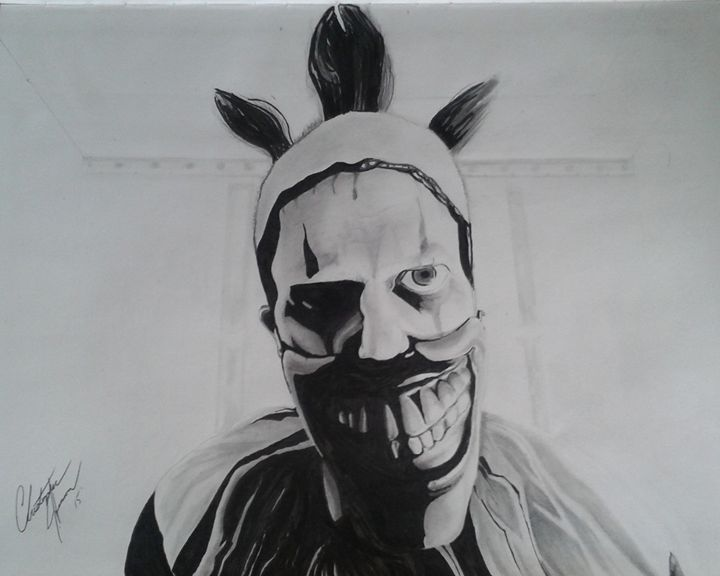 Twisty the clown - more than a sketch